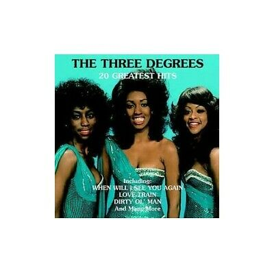 Three Degrees - A Collection Of Their 20 Greatest Hits - Three Degrees CD 3LVG