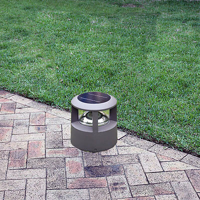 "The ""Taurus"" Solar Bollard ""Commercial Grade Solar Bollard with 2 Year Warranty"""