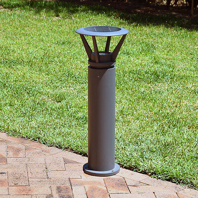 "The ""Polaris"" Solar Bollard Commercial Grade Solar Bollard with 2 Year Warranty"