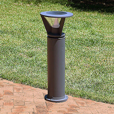 "The ""Canopus"" Solar Bollard Commercial Grade Solar Bollard with 2 Year Warranty"