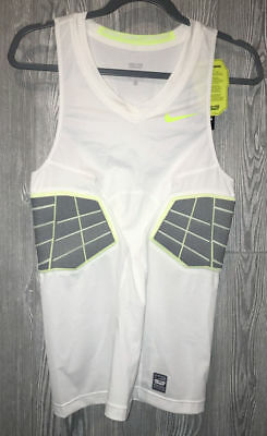 NEW Mens S M L XL NIKE Pro Combat Elite Hyperstrong Padded Basketball Tank Top