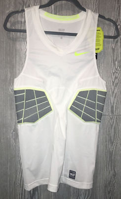 NIKE Pro Combat Elite Hyperstrong Padded Basketball Tank Top NEW Mens S M L XL