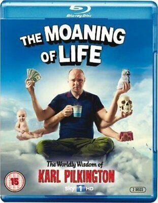The Moaning of Life - Series 1 [Blu-ray] - DVD  9CVG The Cheap Fast Free Post