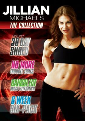 Jillian Michaels - The Collection [DVD] - DVD  EIVG The Cheap Fast Free Post