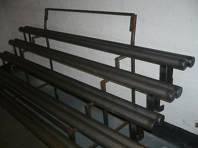 SWB VW T5 - Unpainted side bars, top quality, easy fit