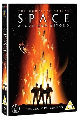 SPACE ABOVE AND BEYOND (1995-1996) COMPLETE TV Series Seasons NEW Rg2 DVD not US