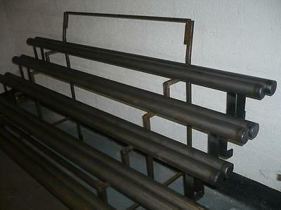 T3 / T25 BRICK VW- Unpainted side bars, top quality, easy fit