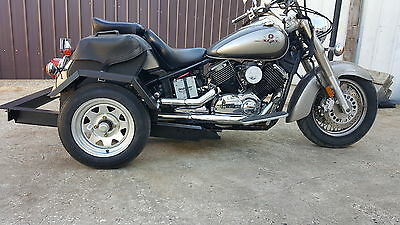 SCOOTER TRIKE CONVERSION KIT 250cc and up - $1,199 00 | PicClick