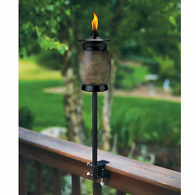 TIKI Brand Deck Torch Bracket Set of 2