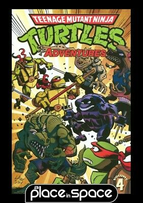 Tmnt Adventures Vol 04 - Softcover