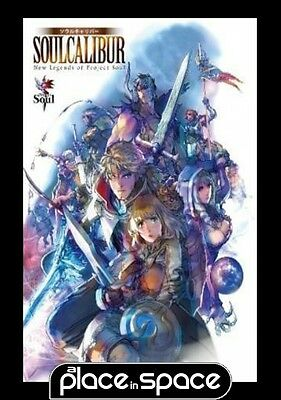 Soulcalibur New Legends Of Project Soul - Softcover