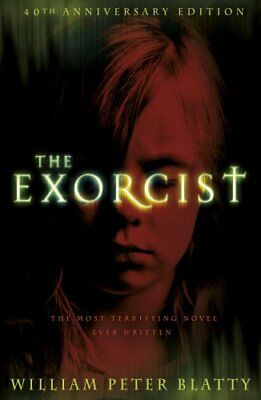 The Exorcist, Blatty, William Peter Book The Cheap Fast Free Post