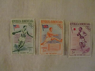 Dominican Republic-Collection Of 25 Stamps