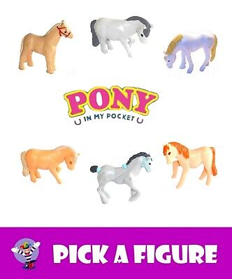 Vintage 1994 M.E.G. Toys ~ Pony in my Pocket 25-50 ~ LOADS TO CHOOSE FROM HERE!