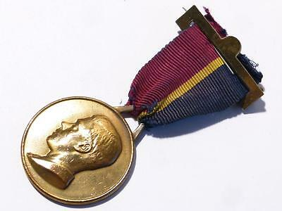Vintage Church Lads Brigade Royal Review Medal 1927 #BB10