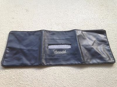 New Old Stock Vntg Standel Amplifier Head Cover, 60's/70's