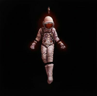 Fall by Jeremy Geddes Astronaut Art Print Signed / Numbered Poster
