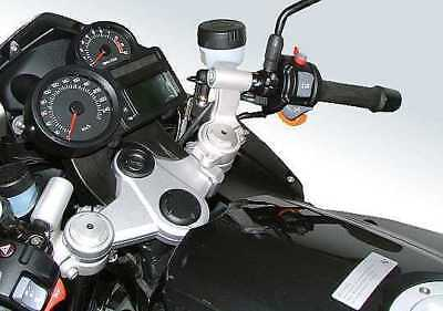 BMW R1200ST Handlebar Riser with longer brake hose