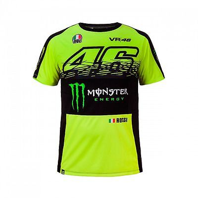 Official Valentino Rossi VR46  Monza Replica T'Shirt - MOMTS 274428