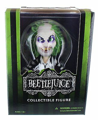 "Mezco ""beetlejuice"" 6 Inch Action Figure."