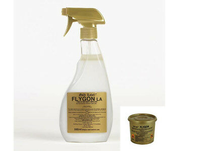 Gold Label Flygon Fly Repellent Spray - 500ml - Horse Summer/Fly FREE DELIVERY