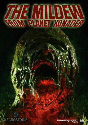 Mildew From Planet Xonader (2017, DVD NEW)