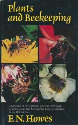 Plants and Beekeeping by Howes, F. N. Paperback Book The Cheap Fast Free Post