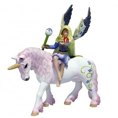NEW Schleich Bilara Fairy Fantasy White Unicorn Bayala  72004