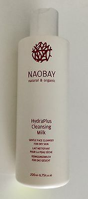 NAOBAY, lait Nettoyant BIO point Visage, 200ml