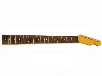NEW Fender Lic Allparts Telecaster NECK Tele Rosewood Vintage 60s Style TRF