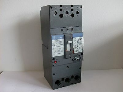 General Electric 250 A. 3 Pole Circuit Breaker SFHA36AT0250 New / Older Stock