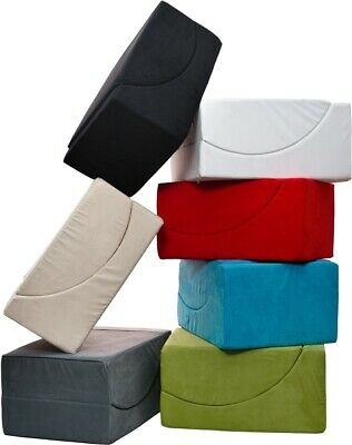 Folding sofa, comfortable, relaxing, 3 in one, pouffe, table