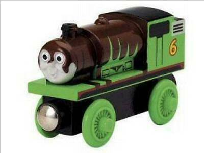 Thomas The Tank Engine & Friends - Wooden Chocolate Covered Percy **new**