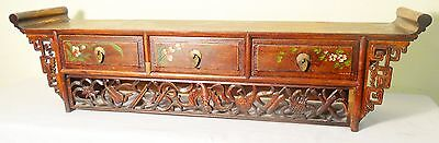Antique Chinese Altar Cabinet (5061), Cypress/Elm Wood, Circa 1800-1849