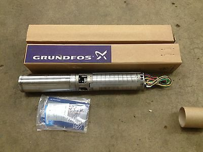 Grundfos 1/2 Hp 3 Wire  Submersible Water Well Pump
