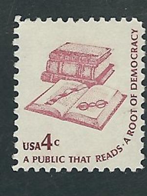 Scott #1585.... 4 Cent....Books... 50 Stamps