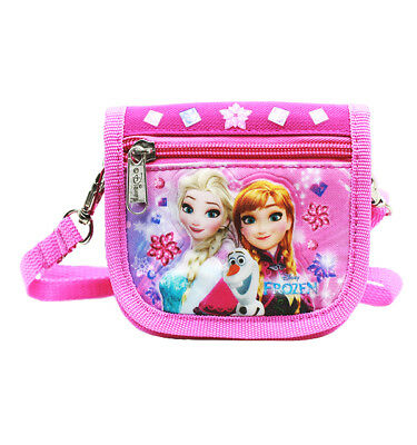 Frozen Elsa & Olaf Anna Medium Shoulder Bag/Cross-Body/Purse/Wallet