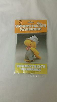 Vintage Peanuts Snoopy Woodstocks Wardrobe Outfit Clothes Engineer Conductor NEW