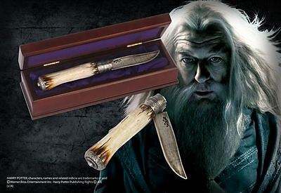 Dumbledore's Knife, Authentic Noble Collection, Wizarding World of Harry Potter