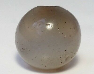 16.3mm ANCIENT RARE WESTERN ASIAN AGATE BEAD