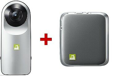 LG 360 CAM Spherical Camera wide angle +  LG-G5-CAM-Plus-CBG-700-Portable-Camera