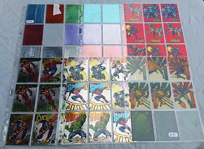 Marvel Universe Trading Cards   Choose from a selection of Chase Insert Cards