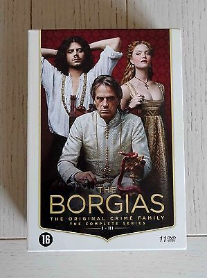 DVD - The Borgias - L'intégrale (3 saisons)