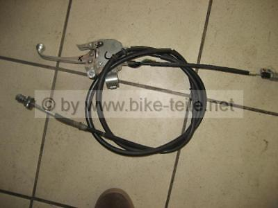 HONDA PS 125i BRAKE LEVER LEFT WITH BRAKE CABLE