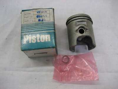 Honda Vision 50 PISTON WITH kolbenringen 41 mm ET 059821 Piston