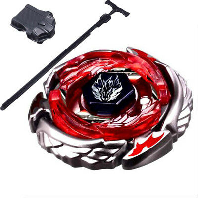 Beyblade Metal Fusion 4D System Set L-Drago Gold BB121A + Launcher Gyroscope