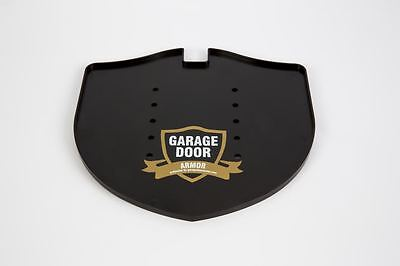 Garage Door Armor Home Protection Safety Crime Burglary Prevention Lock Security