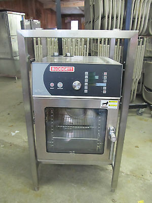 BLCM-23E Single Electric Mini Boilerless Combination-Oven/Steamer with Stand