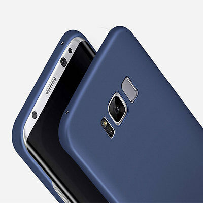For Samsung Galaxy S8 S8 Plus Ultra-thin Slim Matte Shockproof Case Cover Skin