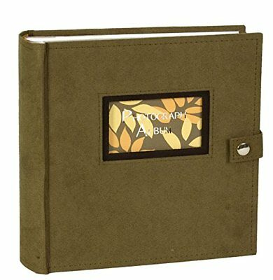 Savannah Green 6x4 Slip In Photo Album - 200 Photos